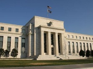 The Fed's building in Washington, D.C.