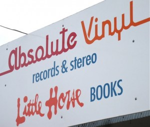New N. Boulder retailers Absolute Vinyl and Little Horse Books share space at 4474 N. Broadway in North Boulder.
