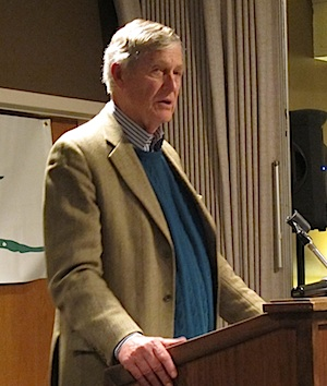 <strong>Former U.S. Senator Tim Wirth</strong><br/>Addresses PLAN-Boulder dinner