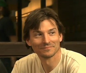 Alex Bogusky (Photo: Justin TV)