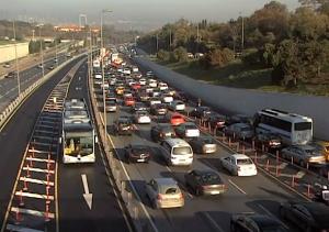 Bus rapid transit in Istanbul