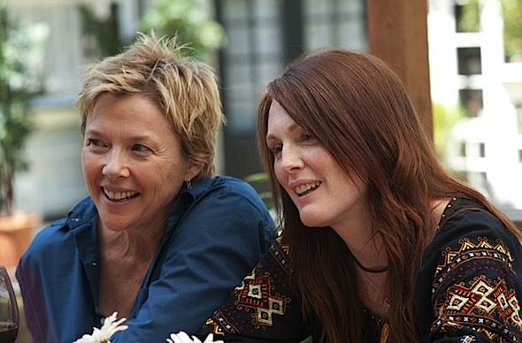 <cutline>Annette Bening and Julianne Moore in <em>The Kids Are All Right</em></cutline>