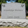 """Are """"Knowledge Workers"""" becoming obsolete?"""