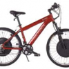 Let's ease the way for electric bicycles