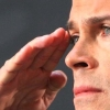 I say we will have no more saluting