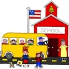 The little red schoolhouse is hot — with cellular radiation