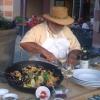 Paella at Laudisio's Friday evenings