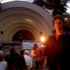 Candlelit rally for healthcare reform draws 400 Wednesday night