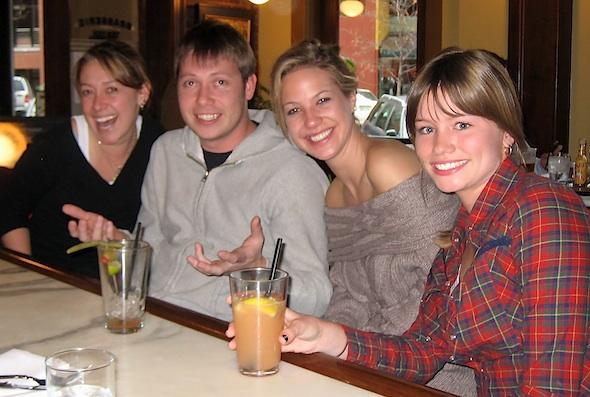 bar-foursome