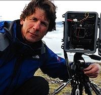 James Balog: Boulder-based expert on world's ice fields