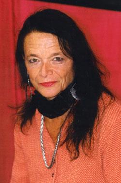 Boulder poet Anne Waldman