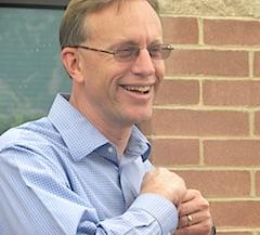 Google Boulder site manager Scott Green